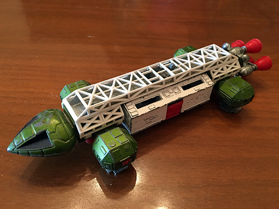 Space 1999 Eagle by Dinky Toys